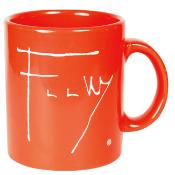 Frank Lloyd Wright mug.
