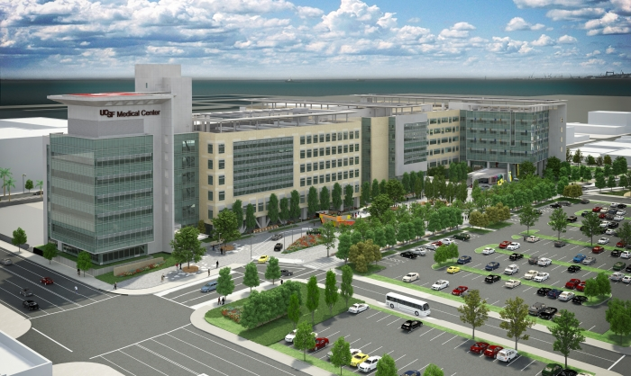 UCSF's new hospital achieved its ambitious cost goals.