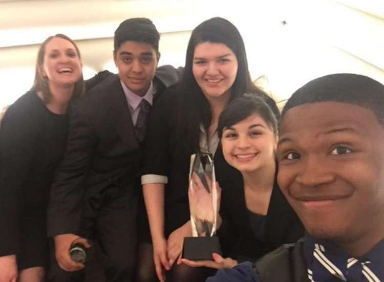 They're Number One!  ACE Mentor Illinois/Chicago Team 1, mentored by VOA, took home the top prize this week.