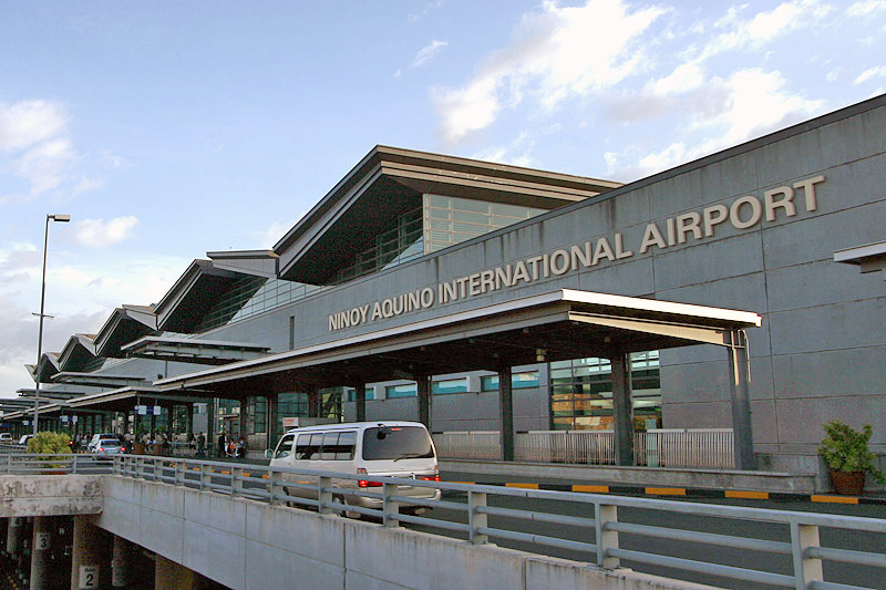 Aquino Airport often ranks as one of the world's worst.