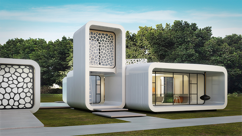 Thornton Tomasetti is part of the team that is planning to use 3D printing technology to build an office building in Dubai (Image c/oUAE Innovation Committee)