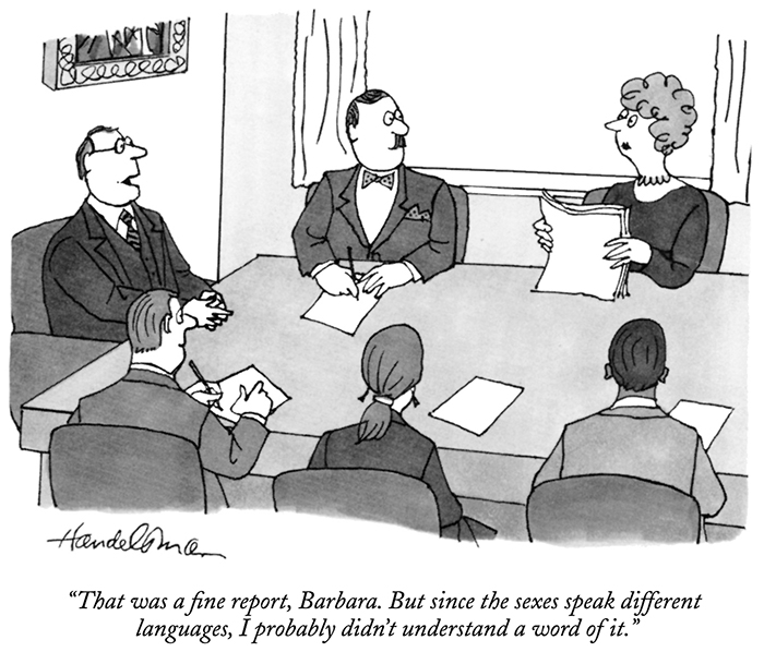 (Image via J.B. Handelsman / The New Yorker Collection)