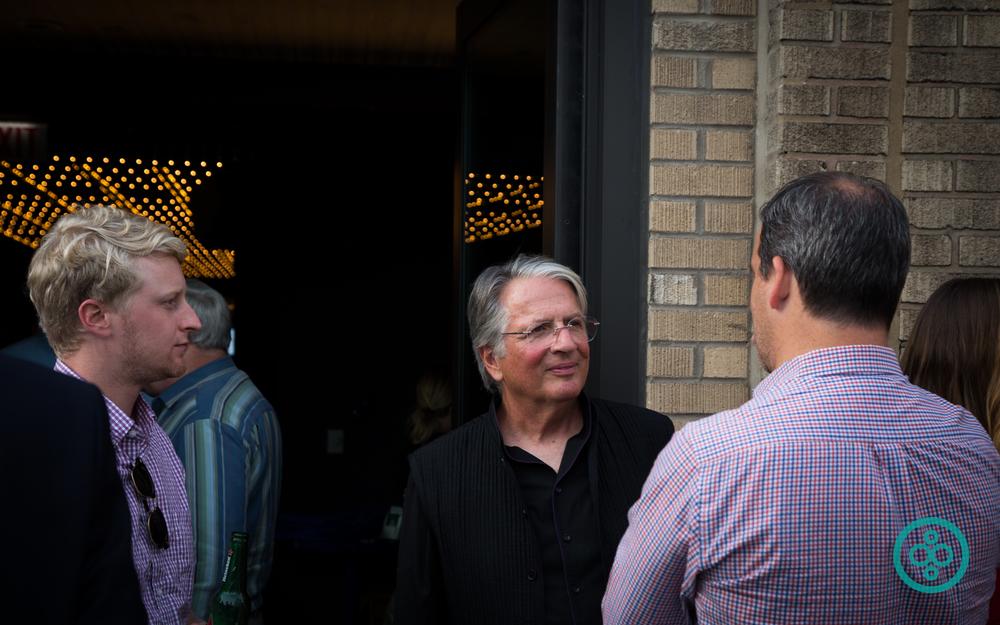 PlanGrid  's  Brian Ekstrom ,Peter Ellis; and  Hard Hat Hub' s  Andy Jansen