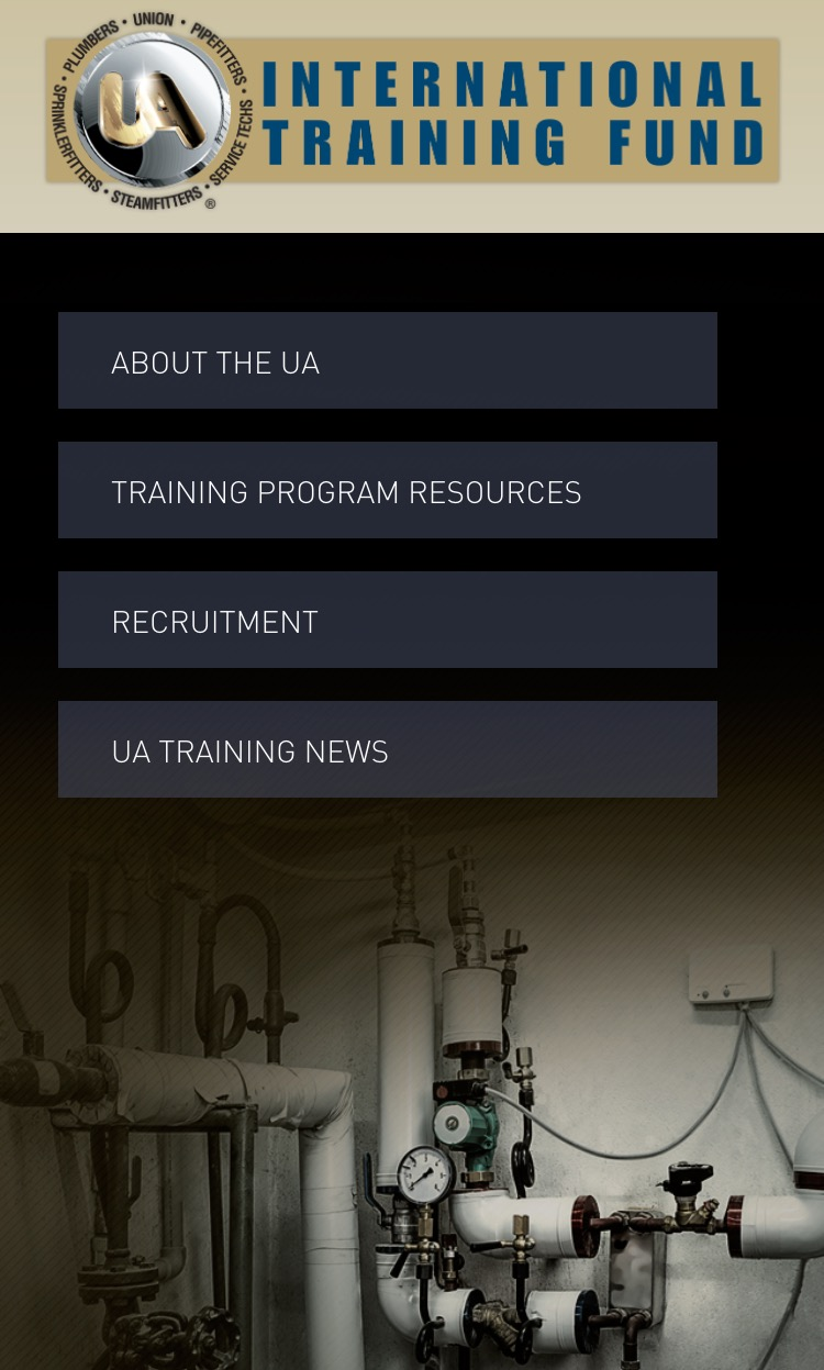 New training app was just released this spring.