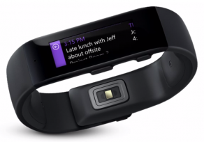 Microsoft Band: Current favorite.