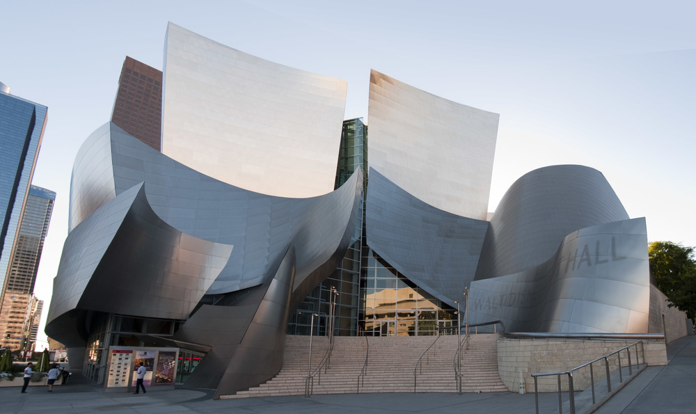 Walt Disney Concert Hall (2003): Won by Frank Gehry, the competition to design the downtown Los Angeles icon famously brought gaming technology into the AEC space in a big way. It has never left.
