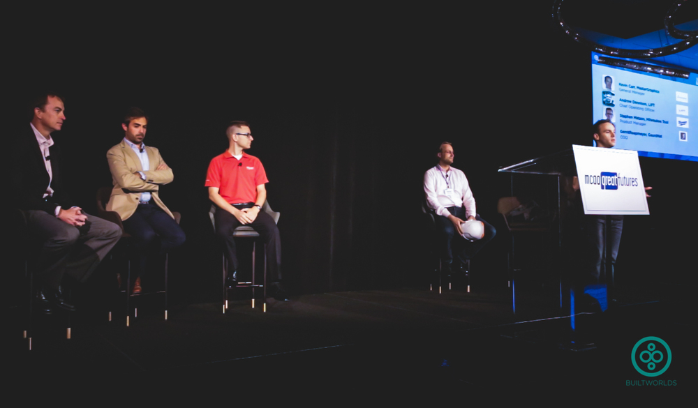 BW's Tech Toy Test Drive panel set the tone for a killer event.