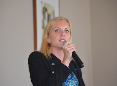 Petra Stieninger Director,  Smart City Projects, CCJM Guest Speaker