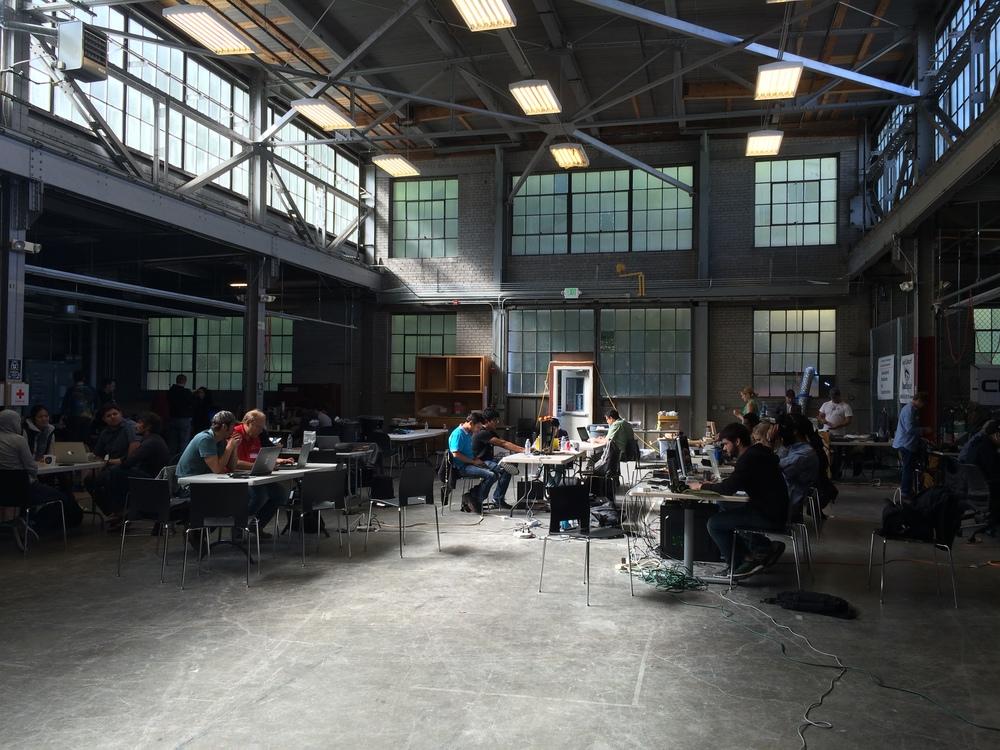 AEC_Hackathon_morning_concentration.JPG