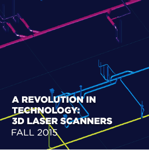 A Revolution in Technology: 3D Laser Scanners