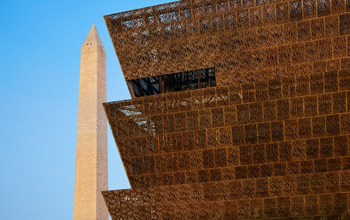 History-making: DC's new $500M National Museum of African-American History and Culture will open in 2016.
