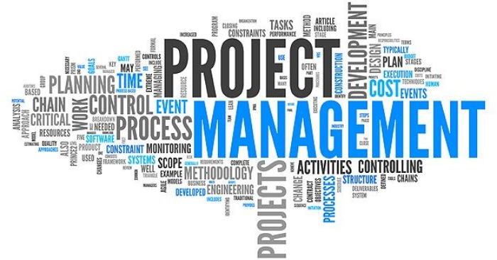 In house graphic design project management