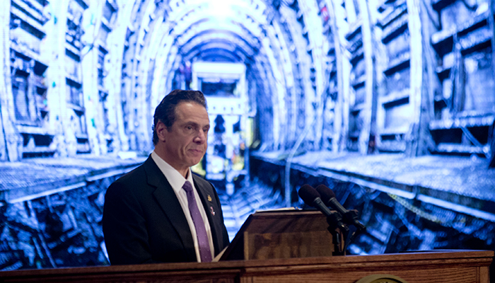Tunnel vision: The mega infrastructure plan includes $26 billion for NYC Transit; some $3 billion for Penn Station.
