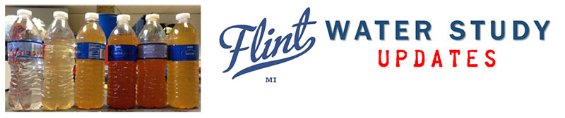 Flint Water Study research team from Virginia Tech provides regular updates online for local residents and officials.