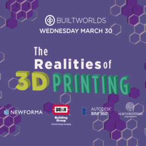 Coming March 30: Learn more about 3D printing when BW hosts Northwestern students and three national experts. To find out whom, click here.