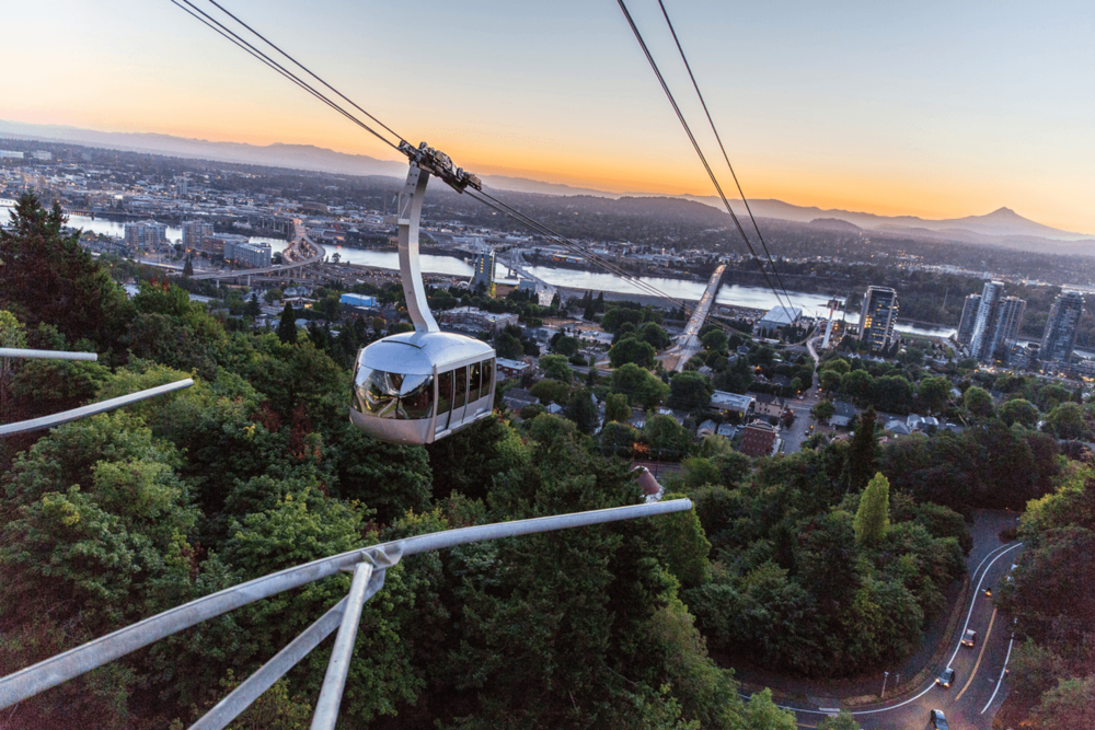 Lofty goals, steady climb: Portland OR will host the ASCE 2016 National Convention, Sept 28 - Oct 1.