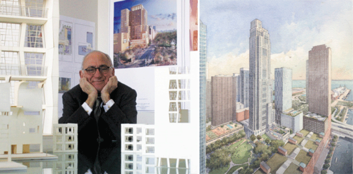 One Bennett Park will be celebrated NYC architect Robert A.M. Stern's first high-rise project in Chicago.