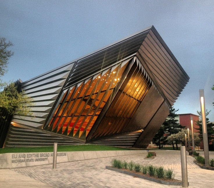 Eli and Edythe Broad Art Museum, Michigan State University (2012)