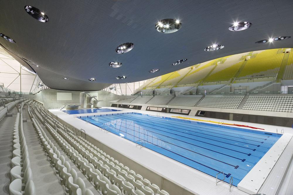 London Olympics Aquatic Centre (2011)