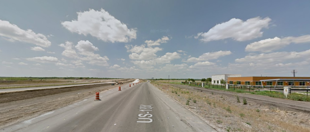 Road to nowhere? The private entity behind the P3 tollroad, SH 130, last month filed for bankruptcy in Austin TX.