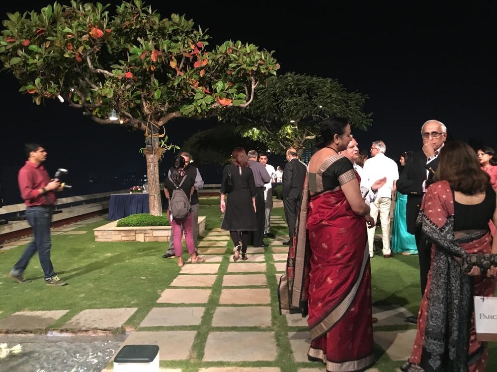 Mumbai Garden Rooftop Party