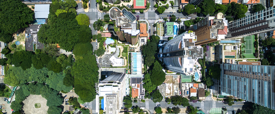 São Paulo, Brazil: Long-known for its overuse of concrete, the world's fifth-most populous nation is trying to be greener.