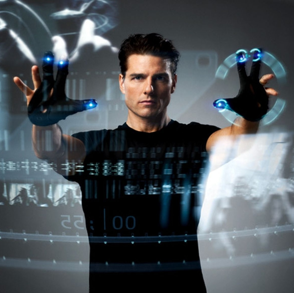 Minority Report: 2002 Sci-Fi film now seems much less far-fetched.