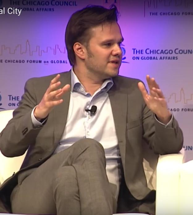 Citymaker:Kudryavtsev's new role.