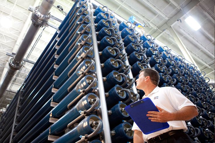 Too expensive? Tampa Bay's $158-million, 25-mgd seawater desalination plant now is not seen as a cost-effective model.