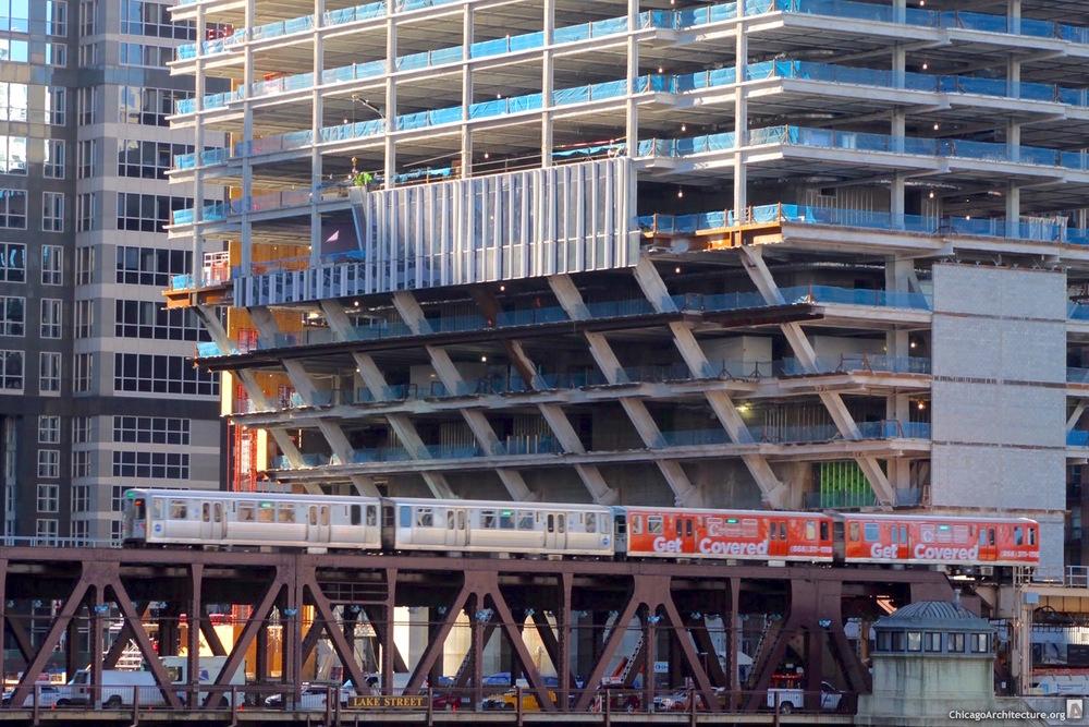 Photo courtesy of Daniel Schell, ChicagoArchitecture.org