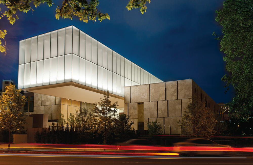 ABOVE: Opened in 2012, TWBTA's Barnes Foundation art institute in Philadelphia already has drawn over a million visitors. BELOW: The Art Institute of Chicago's Modern Wing teamed IDEA with fellow OPC finalist Renzo Piano in 2009.