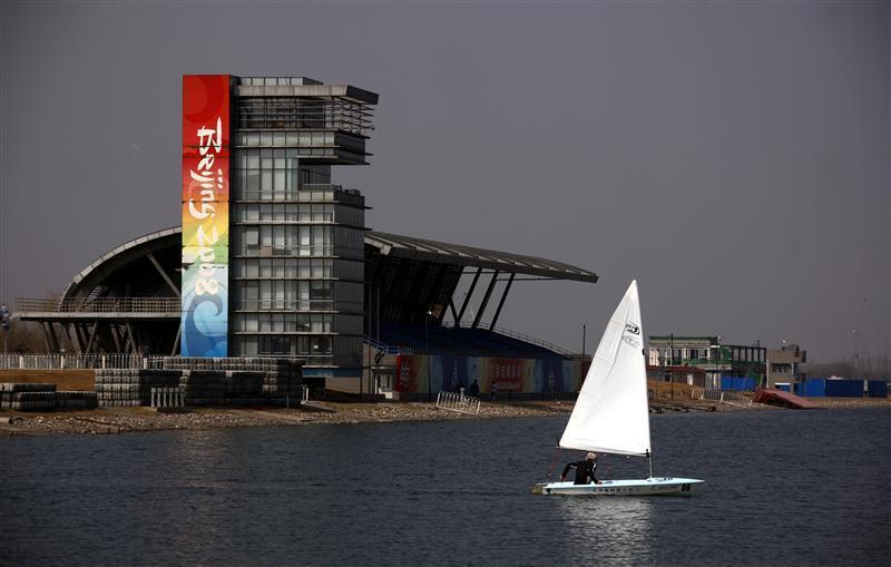 (2008 Summer Olympics, Beijing)  Shunyi Olympic Rowing-Canoeing Park   David Gray | Reuters | 2012