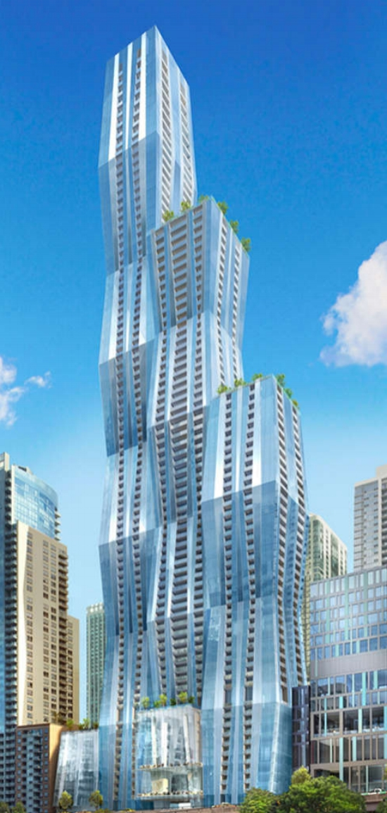 Last week, the 98-story Wanda Vista Tower, designed by Jeanne Gang, broke ground in Chicago.It suggests developers'post-9/11 fear of heights is over, says Blair Kamin.