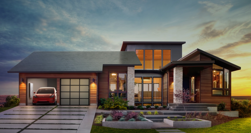 Anything look 'solar'? No? That's the point. Tesla Solar is betting that affordable, attractive tiles can change everything.