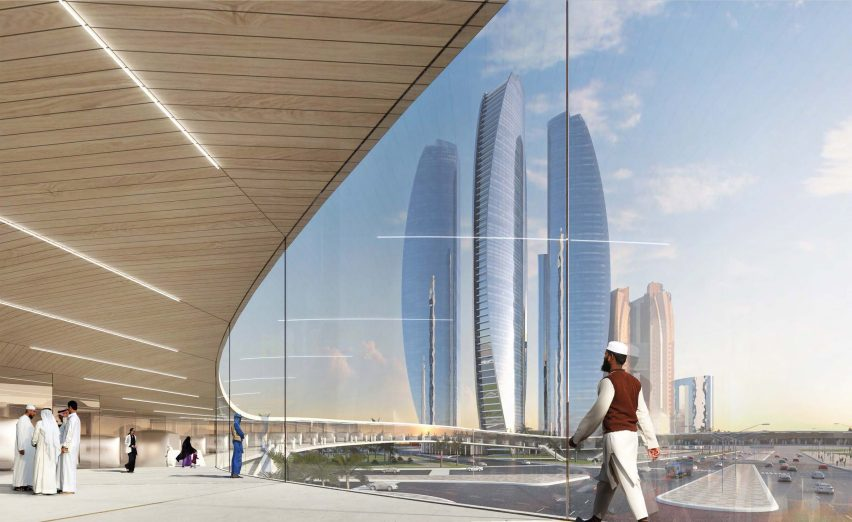 Dubai debut: The tiny United Arab Emirates city is determined to make itself an indispensable regional hub. (Image: BIG)