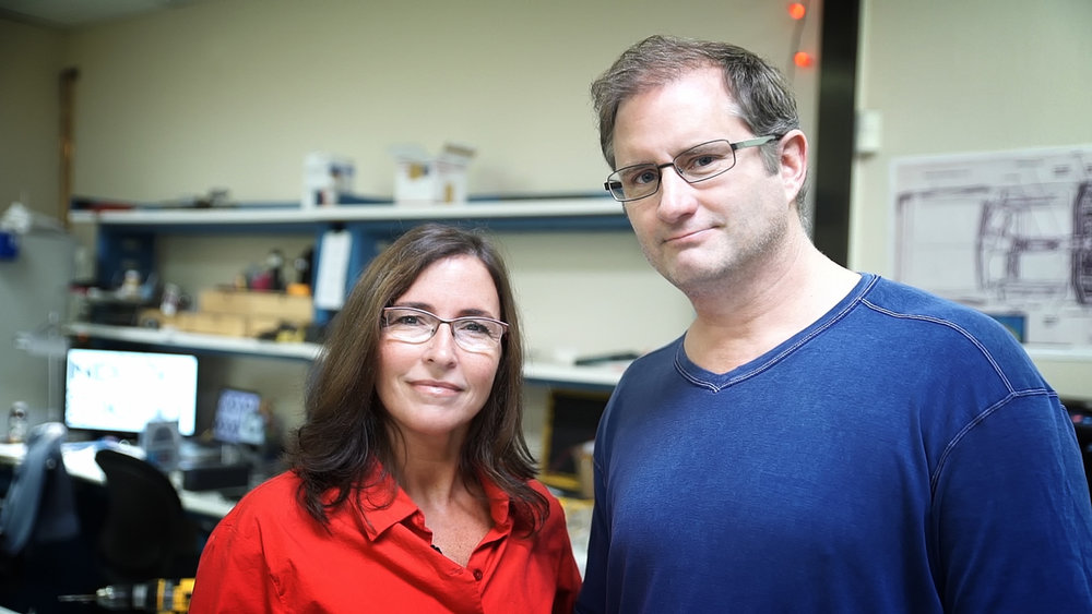 Greg Henderson and his wife, Jill, founded Arx Pax in 2012, and their first patent was for a three-tiered foundation system that today is known as the SAFE Building System. (Photo courtesy of Arx Pax)