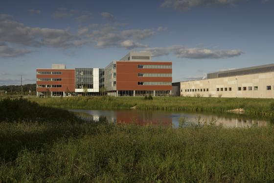 All kinds: Construction manager Gilbane has implemented IPD on a variety of project types, including the Kerry Ingredients Flavours Innovation and Technical Center in Beloit, WI. (Image courtesy of HGA)
