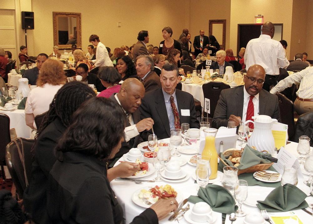 Sponsor Koskoff, Koskoff & Bieder table