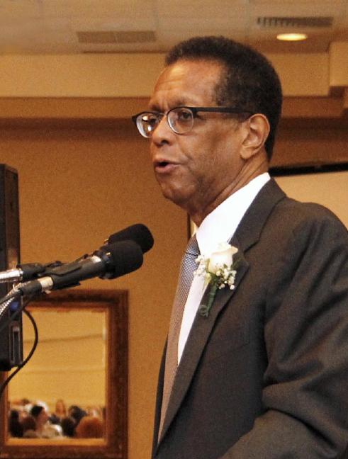 Keynote speaker Bob Herbert