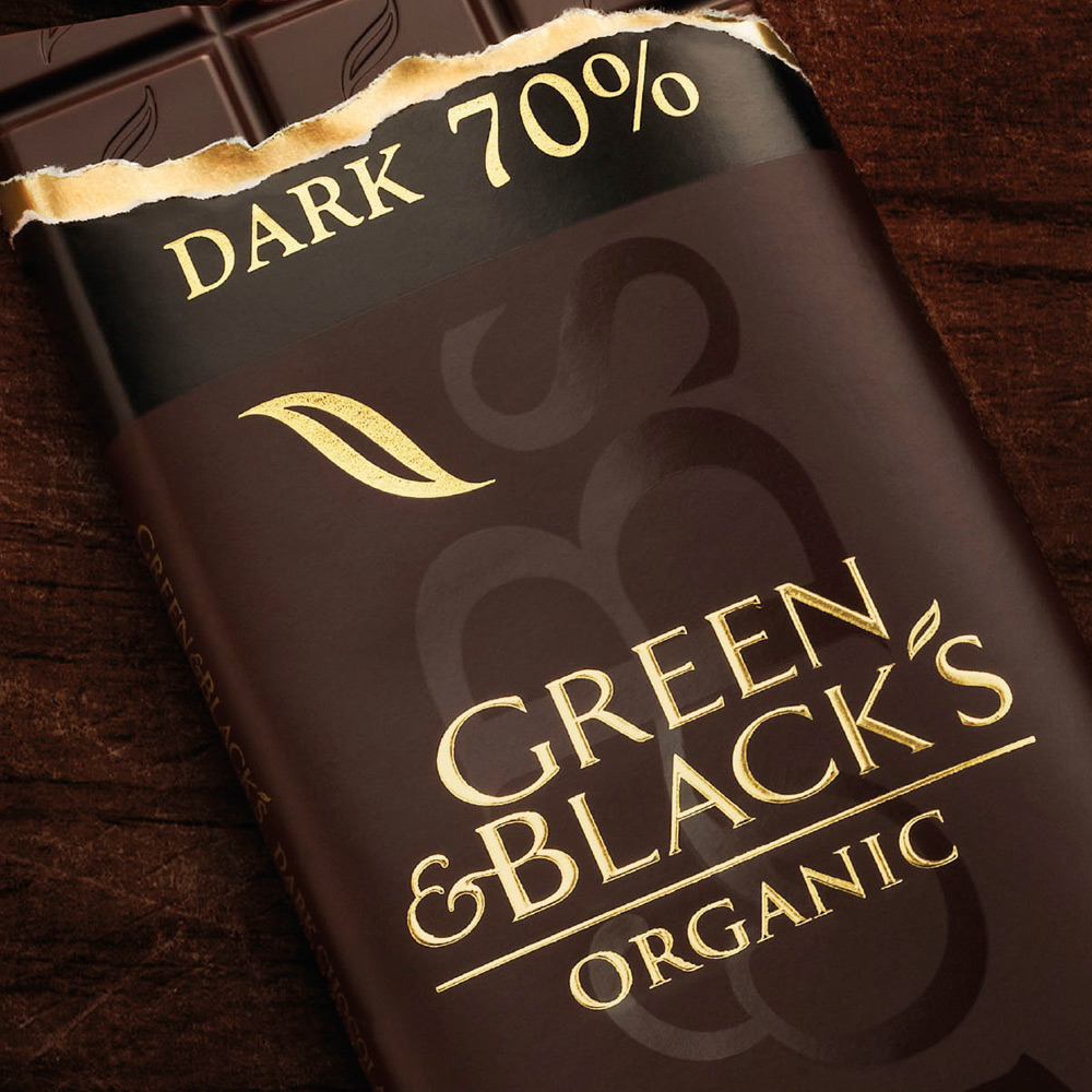 BECOME A PIECE OF GREEN & BLACK'S