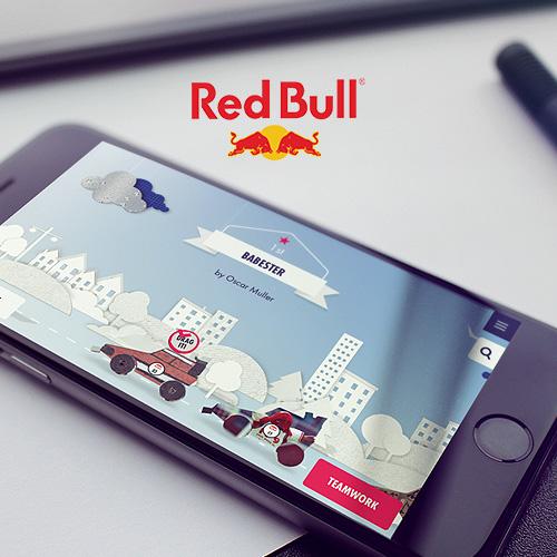 RED BULL- SOAPBOX DRAG RACE