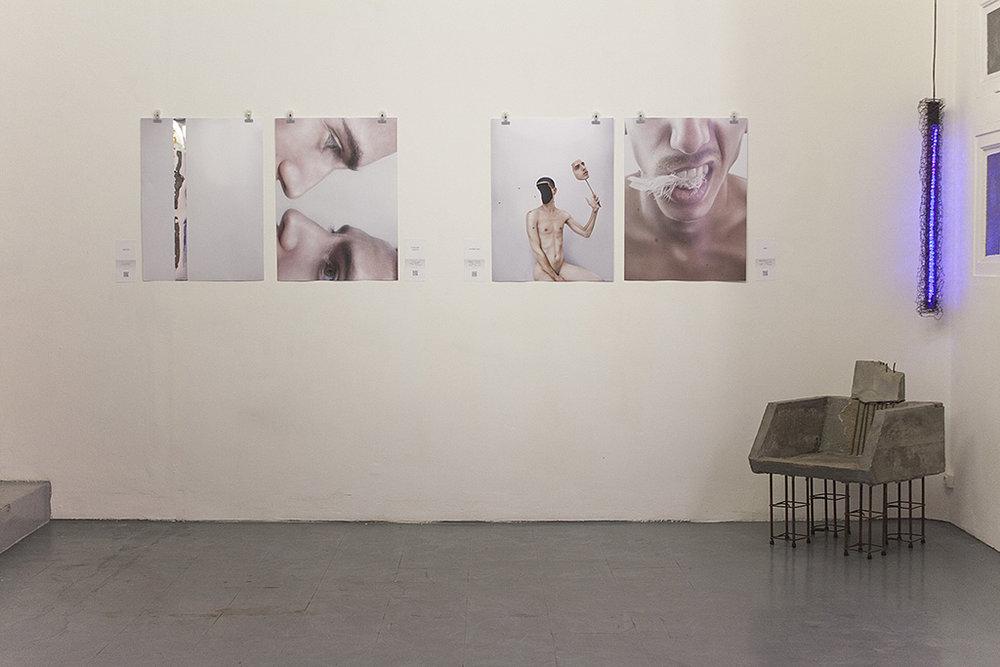 - INTROSPECTION - 08.02.2014 @Atelier KKF - 3 rue Molière, Nice