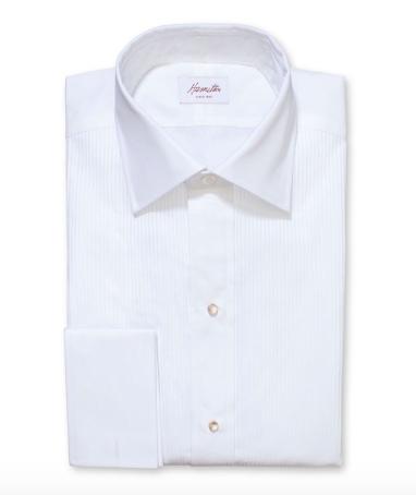 Hamilton Tuxedo Shirt