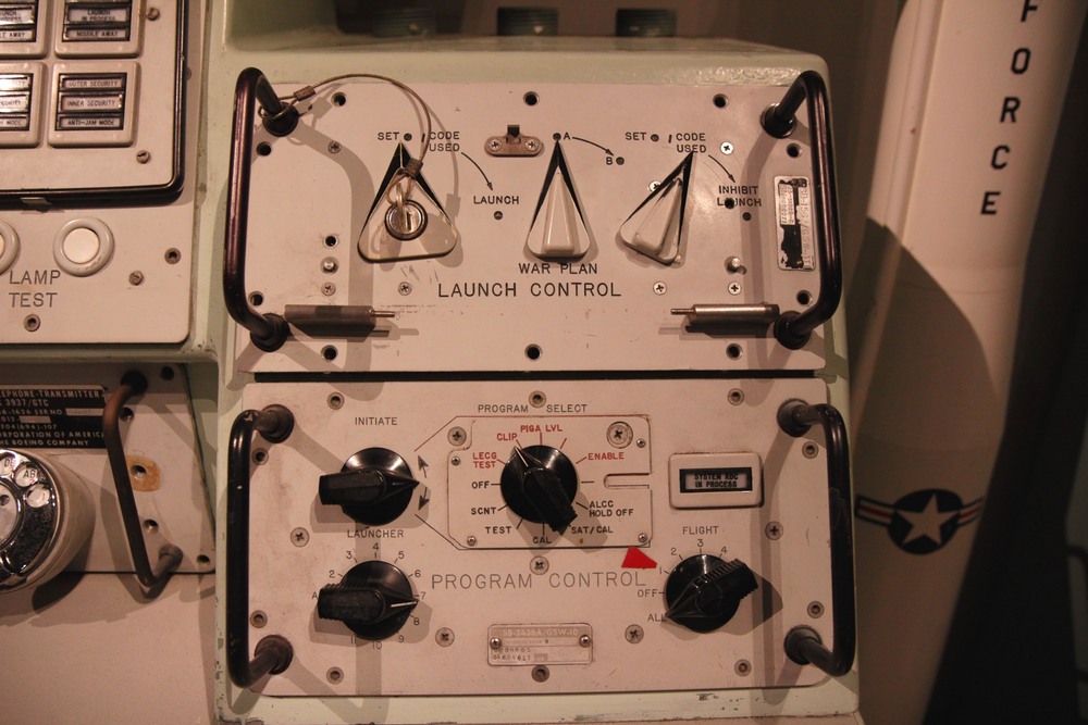Nuclear Launch Controls