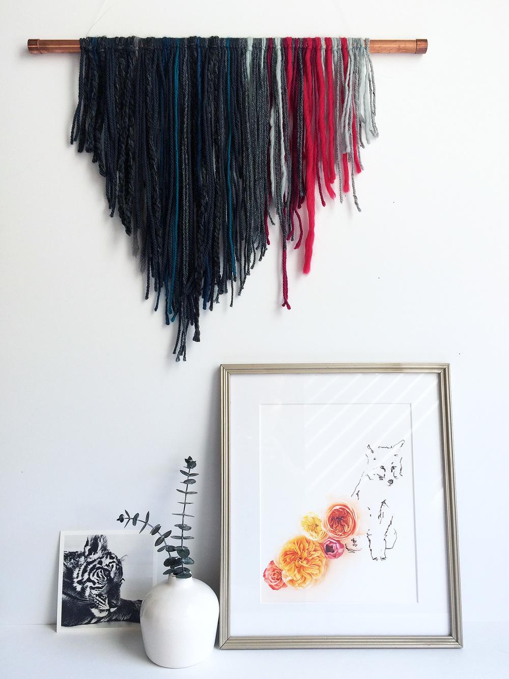 fiber hanging no. 5