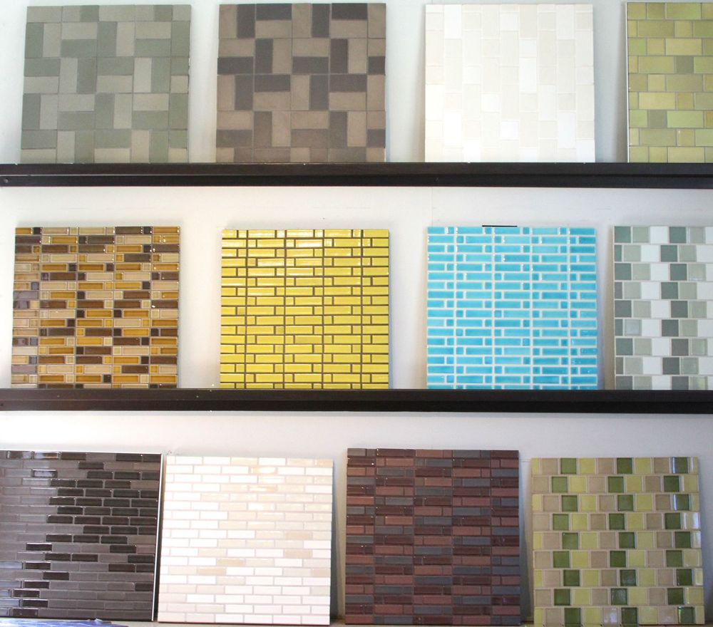 All of Heath's gorgeous tiles are made at its San Francisco factory