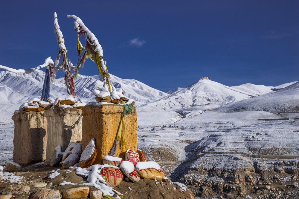 Guards of Lo Manthang