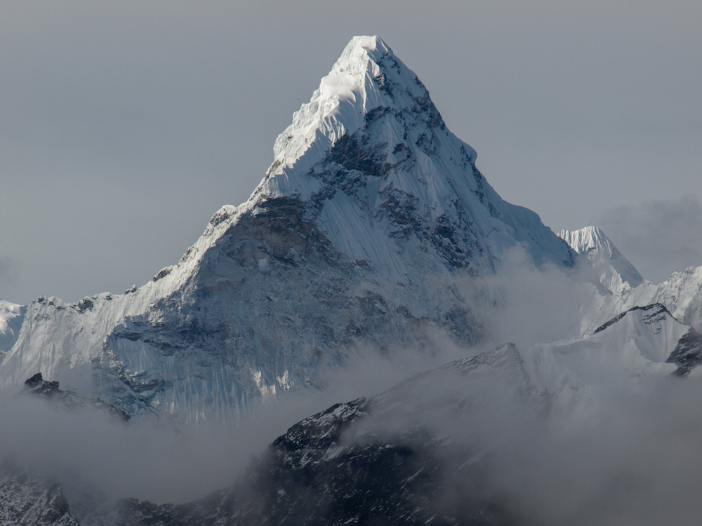 Beautiful Ama Dablam