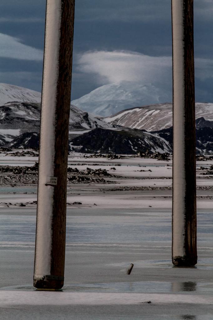 Framed Hekla