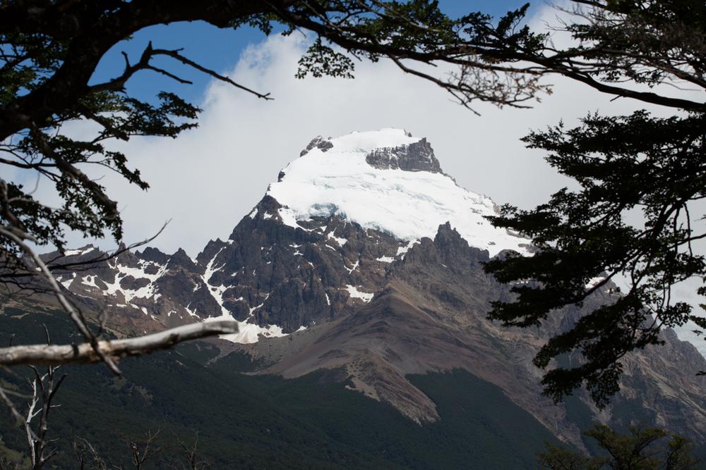 Framed Cerro Solo